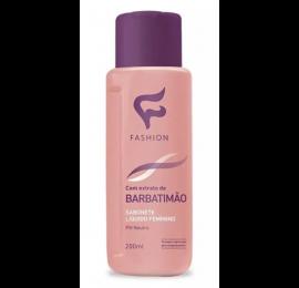 Sabonete Líquido Feminino de Barbatimão, 200g - Fashion