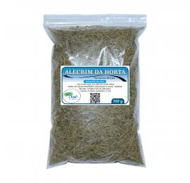 Alecrim da Horta (Rosmarinus officinalis L. - Folha) - 100g