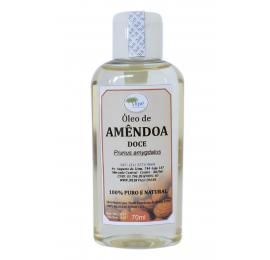 Óleo Vegetal de Amêndoa - 70ml