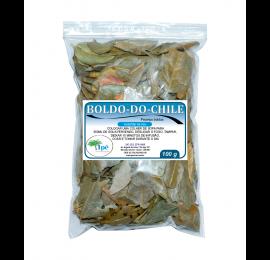 Boldo do Chile (Peumus boldus - Folha) - 100g