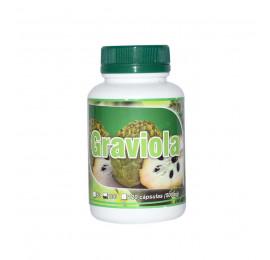 Graviola 100 Cápsulas 500mg - Erva Nativa