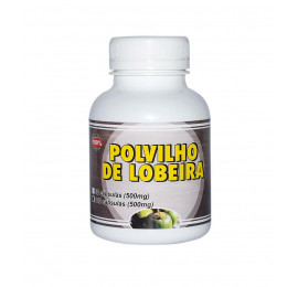 Polvilho de Lobeira 100 Cápsulas 500mg - Bio Vitta's