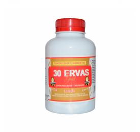30 Ervas Gold, 120 Cápsula, 500mg - Fonte Verde