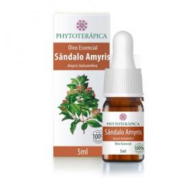 Óleo Essencial de Sândalo Amyris 5ml - Phytoterápica