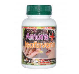 Amora com Isoflavona 100 Cápsulas, 500mg - Erva Nativa