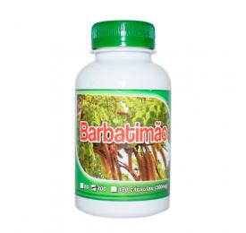 Barbatimão 100 Cápsulas 500mg - Erva Nativa
