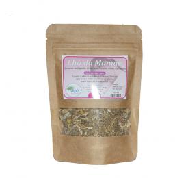 Chá da Mamãe, 30g – Algodoeiro, Erva Doce, Funcho, Alfafa, Camomila