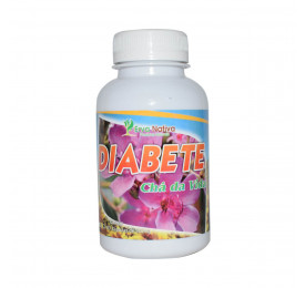 Composto Diabetes, Chá da Vida ,100 Cáp. 500mg - Erva Nativa