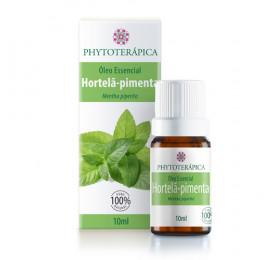 Óleo Essencial de Hortelã Pimenta, 10ml - Phytoterápica