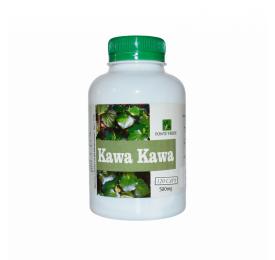 Kawa Kawa 120 Cápsulas 500mg - Fonte Verde