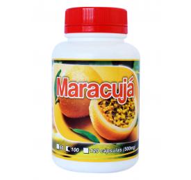 Maracujá / Passiflora 100 Cápsulas 500mg - Erva Nativa