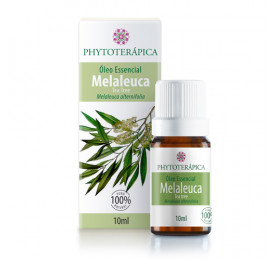 Óleo Essencial de Melaleuca, Tea Tree, 10ml - Phytoterapica
