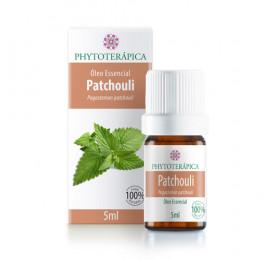 Óleo Essencial de Patchouli, 5ml - Phytoterápica