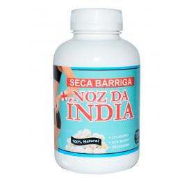 Seca Barriga com Noz da Índia 120 Cápsulas 500mg – Nutri Ervas