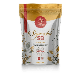 Super Chá Superchá SB Global Line MDTea 120g - Maravilhas da Terra